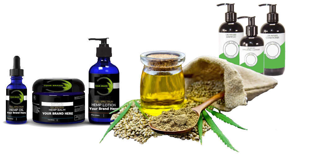 CBD Packaging Solutions ~ Bringing your Cannabidiol products to market